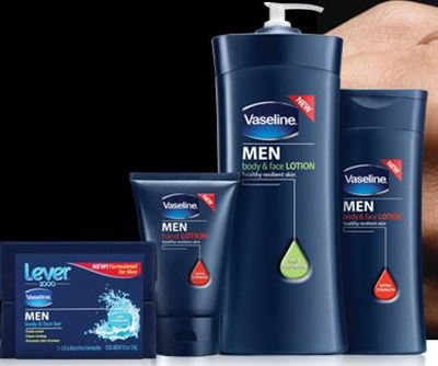 skin products for men