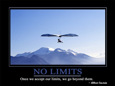 accept no limits